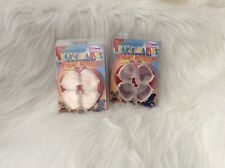 TY BEANIE BABIES  HEART TAG PROTECTORS - 2 PACKS OF 10  EACH - NEW - NIB