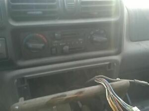 Driver Side View Mirror Power 2 Door Non-heated Fits 98-03 ISUZU RODEO 257597