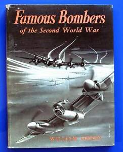 Famous Bombers Of The Second World War - William Green 1959 IN Anglais