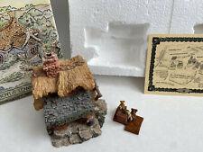 1st Edition Boyds Bearly Built Villages #19001 Ted E Bear Shop Orginal Box Excel