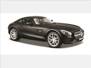 Voiture  Mercedes AMG GT Noire -voiture de collection  Maisto 31134 Echelle 1/24