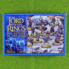 Lord of the Rings Mordor Orcs (x24) - Games Workshop LOTR Hobbit SBG Spears Bows