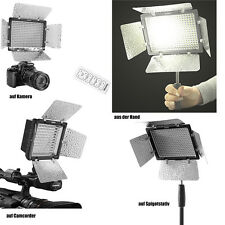 Yongnuo YN-160 III LED Video Light 3200K-5500K for Canon XS SL T5i T4i T3i T2i