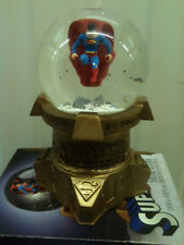 SUPERMAN SNOW GLOBE★STATUE DC Comics KENT BRUCKNER LOW #2217/3500