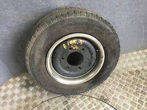 LDV Convoy Wheel And Tyre Single WHEEL 185 R14C Grade A 8mm A157.4