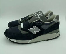New Balance 998 Classic Navy Grey Size 10.5 Made in USA M998NV NB 997 1500 Rare