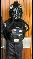 Tie Fighter Pilot Helmet And Armour Kit