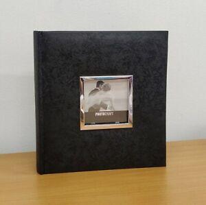200 Pocket Photo Album 4 x 6 in (10 x 15 cm) With Memo Area Family Friends Weddi