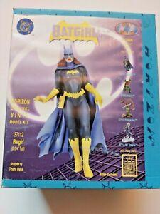 """1996 Horizon DC Comics #37112 BATGIRL 8"""" Tall VINYL MODEL KIT - Toshi Usui"""
