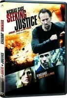 SEEKING JUSTICE (BILINGUAL) (DVD)