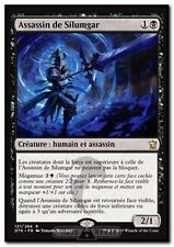 MTG Magic DTK - Silumgar Assassin/Assassin de Silumgar, French/VF