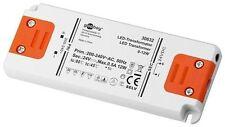 Goobay LED driver 24V (DC)/12W 24V DC for LEDs upt to 12W total load (30632)