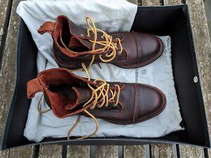 Allen Edmonds Normandy 7.5 D Leather Boots - Pre Caleres