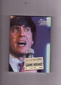 GIANNI MORANDI - DVD+CD CONCERTO+CD, COFANETTO ORIG. NUOVO SIGILLATO
