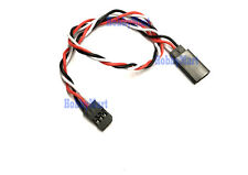 Servo Extension Wire Male to Female JR, Futaba connector 22AWG twisted wire x 5