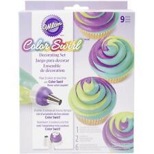 Wilton Color Swirl 3-Color Coupler Decorating Set W47072