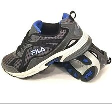 FILA Leather Gray Athletic Shoes for Men for Sale | Shop