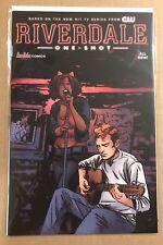 Riverdale One Shot Cover D Hack Archie Comics NM