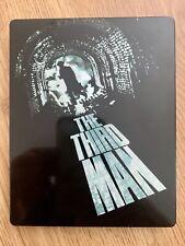 The Third Man Blu-ray Steelbook, Orson Welles Carol Reed Joseph Cotton VGC