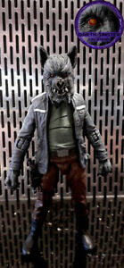 Star Wars Black Series Defel Cantina Alien 1:12th Scale Custom Action Figure