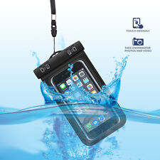 3 PACK - Waterproof Universal Underwater iPhone Cell Phone DRY BAG pouch case