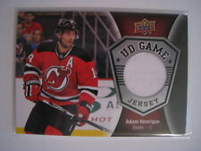 Adam Henrique 2016-17 Upper Deck Series 1 UD GAME JERSEY