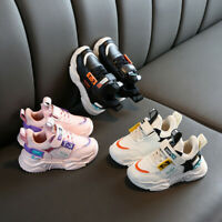 Fashion Kids Boy Girl Sport Shoes Outdoor Running Shoes Athletic Sneakers Size
