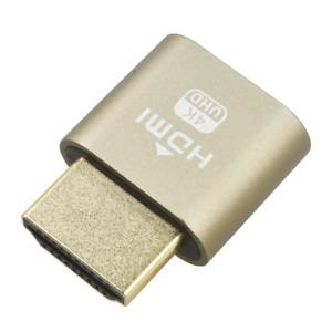 Virtual Display Adapter HDMI DDC EDID Dummy Plug Headless Ghost Display Emulator
