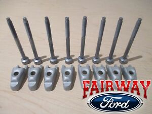 11 thru 19 Super Duty OEM Ford 6.7L Diesel Updated Injector Hold Down Clamp Kit