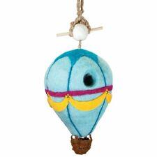 Birdhouse Wool Felt Woolies Hot Air Balloon Bird House Kathmandu Globally Made