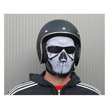 BANDIT SKULL FACEMASK - BLACK - NEOPRENE **BRAND NEW**