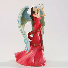 You Are My Spirit My Future Angel Figurine Reflections of My Soul Bradford