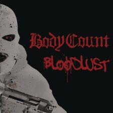 BODY COUNT - BLOODLUST  (2017) CD NEW+