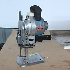 Eastman 623 6 inch Blue Streak Straight Knife Industrial Fabric Cutting Machine