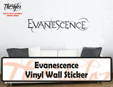 Evanescence Rock Band Custom Vinyl Wall Sticker