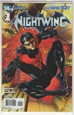 Nightwing. The New 52! #1 : Kyle Higgins