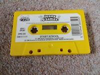 Jenny & James START SCHOOL Pickwick Audio Cassette / tape
