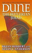 Dune: The Butlerian Jihad: Book One of the Legends of Dune Trilogy by Herbert,