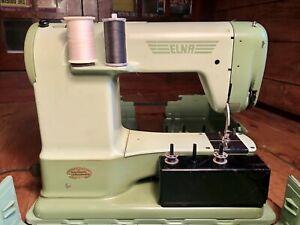 Vintage Elna Supermatic Sewing Machine