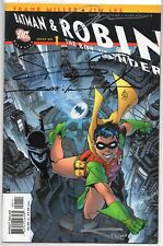 ALL STAR BATMAN & ROBIN BOY WONDER #1 Signed Lee! Miller! Williams! Sinclair! NM