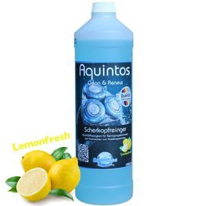 Scherkopfreiniger Clean & Renew Lemonfresh CCR nachfüllen für Braun & Philips 1L