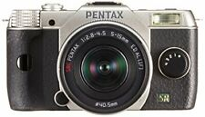 Pentax Mirrorless Single-Lens Q7 Zoom Lens Kit [Standard Zoom 02 Standard Zoom]