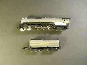 N Scale 4-8-4 Union Pacific Bachmann