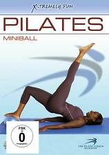 DVD Pilates Miniball de Juliana Afram