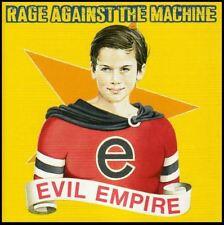 RAGE AGAINST THE MACHINE - EVIL EMPIRE CD ~ RATM (AUDIOSLAVE) TOM MORELLO *NEW*