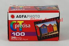 5 rolls Agfa CT precisa 100 35mm 36exp Color Slide Film 135-36 Agfaphoto