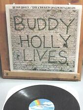 BUDDY  HOLLY   THE CRICKETS    MCA  3040  ORIGINAL   1978     EX   EX