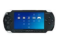 Sony PSP 1000 Entertainment Pack 32MB Black Handheld System