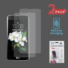 Films protecteurs d'écran anti-reflets, mat pour téléphone mobile et assistant personnel (PDA) avec 2 - 5