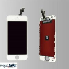 QUALITY iPHONE 5S RETINA DISPLAY LCD + HIGH QUALITY TOUCHSCREEN WEISS GRADE A